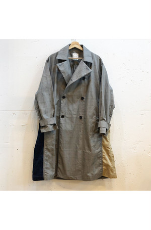 MANUAL ALPHABET / PANEL COAT