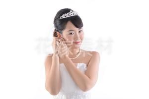 【0182】ポーズを取る花嫁