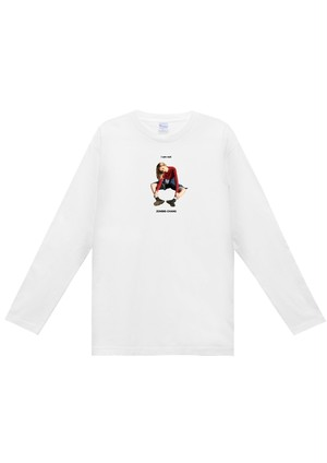 I'm not ZOMBIE-CHANG Long sleeve T shirts