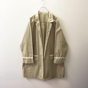 ample togs 羽織り ジャケット ベージュ オーバーサイズ アメリカ製 メンズ 古着