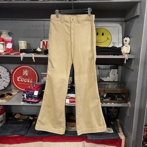 70-80s Design Flare Pants