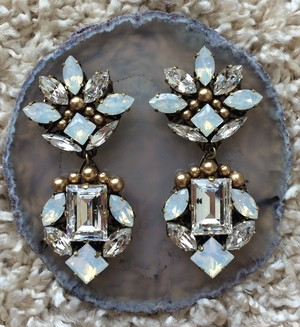 Swarovski pierce earring 1426-37