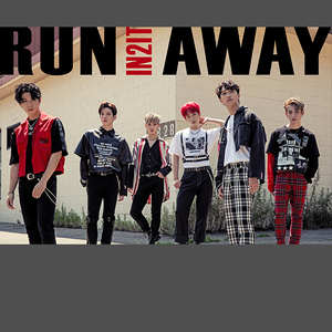 IN2IT「Run Away(Japanese Ver)」 ミュージックカード