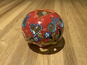トルコ陶器【TS-21025-A-P 】
