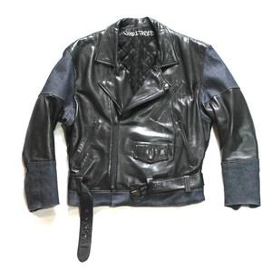 DENIM Custom LeatherDenimRiders