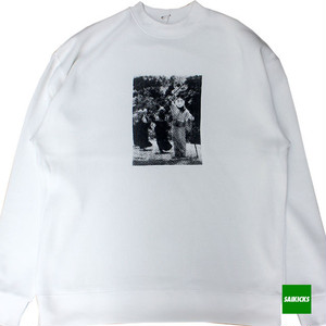 SAIKICKS MILK KNIT SWEAT