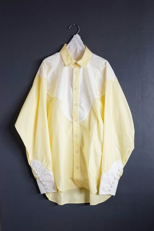 jun mikami - almo cotton western shirts