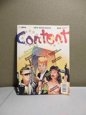 CONTENT/REM KOOLHAAS