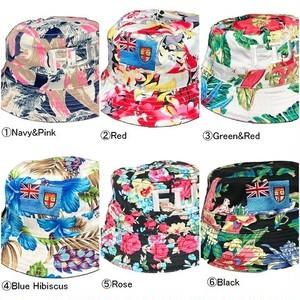 【YBC】FIJI Bucket Hat Flour 全6カラー