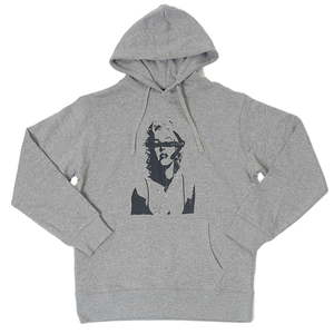 Marilyn  Print Parka【gray・black】 (スワロフスキー付き)