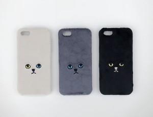 【数量限定生産】ネコiPhone5/5s/SE専用ハードケース