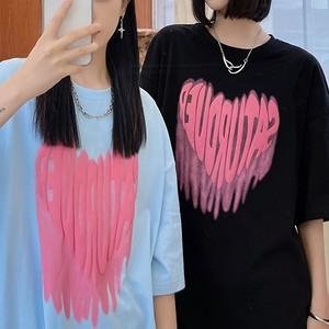 SATURDUERビッグハートシャツ(全3色) / HWG431