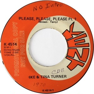 Ike & Tina Turner – Please, Please, Please