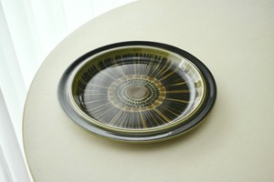 arabia Kosmos serving plate(Ulla Procope)
