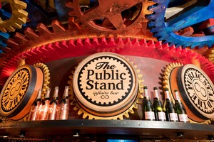 The Public stand 全国 スタンディングバー