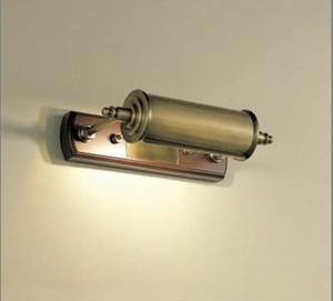 アンティークなセード可動のピクチャーライトS【壁付照明】(ランプ別売)