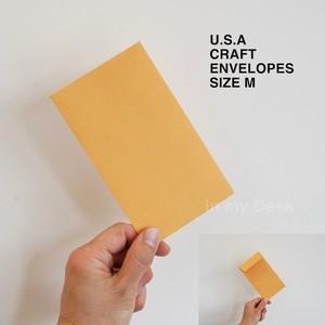 【size, M 】MADE IN USA coin envelopes アメリカの 小さい 封筒 シリーズ Mサイズ10枚セット ポチ袋 envelopes ミニ アメリカ直輸入 洋封筒 小物入れ 小物整理
