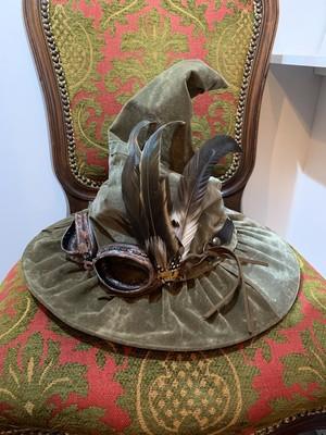 ウィッチハット Witchcraft hat