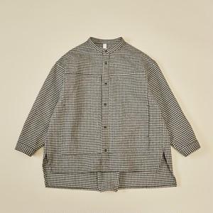 【予約】MOUN TEN. 110-140 cotton tweed work shirts [21W-MS20-1028a] MOUNTEN.