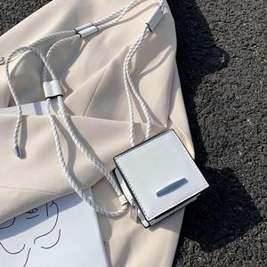 2021SS ミニミニスクエアレザーバッグ