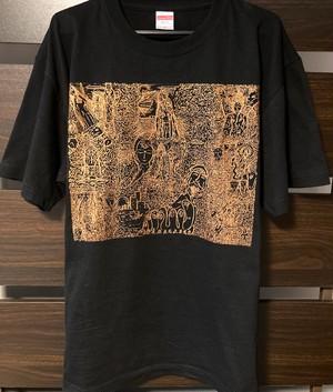 『超能力が出るTシャツ』~少彦名命曼荼羅バージョン~