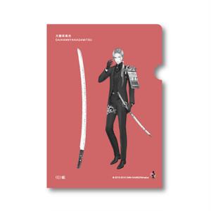 クリアファイル【大般若長光】studio仕組×刀剣乱舞-ONLINE-コラボ