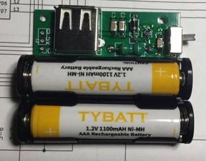電池昇圧基板A4-2Unit