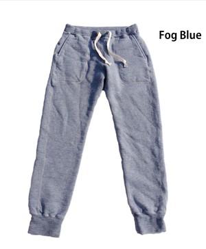 【Yetina】sweat pants (fog blue)