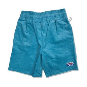 Chocolate Corduroy Pants【Turquoise blue】