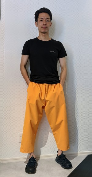 ST#SP10215136-1 SUNDAY PANTS-A (オレンジ)