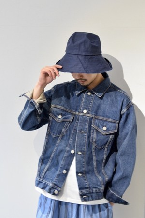 【ORDINARY FITS】DENIM JACKET used/OF-J007