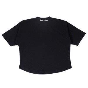 PALM ANGELS Classic Logo Over Tee Black