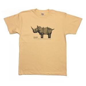 犀Tシャツ M メンズ