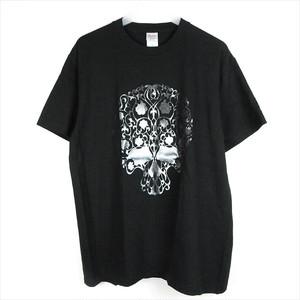 [受注生産]Flower Skull S/S Tee