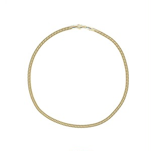 【GF1-86】18inch gold filled chain necklace