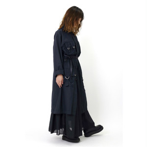 Work Coat - Black