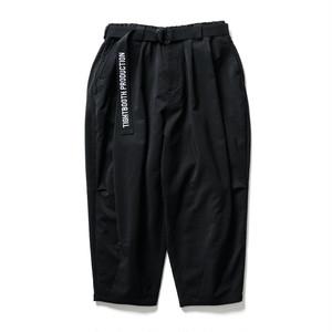 TIGHTBOOTH BALLOON PANTS BLACK