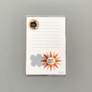 一筆箋「太陽」◆在庫限り◆