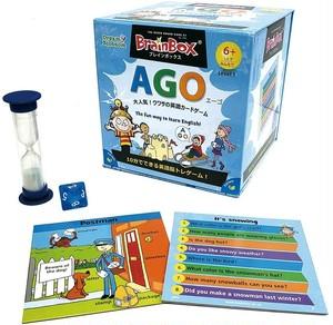 ブレインボックス  AGO編  (カードゲーム)   5025822981523-2