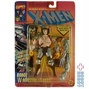 トイビズ 6インチフィギュア X-MEN ロボット・ウルヴァリン (アルバート) アクションフィギュア