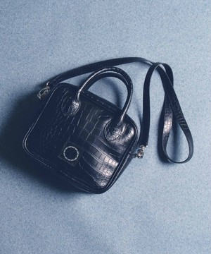 16753700【EDT/イーディーティー】mini 2way boston bag_Eric/2ウェイミニボストン