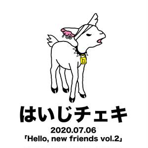 【heidi.】7/6「Hello, new friends vol.2」チェキ