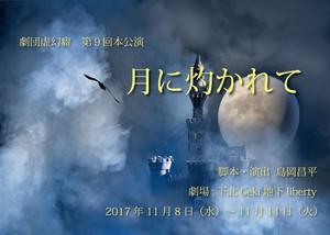 第9回本公演「月に灼かれて」公演DVD Bチームver