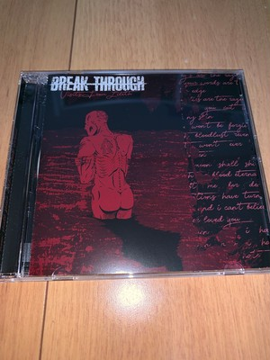 Break Through - Visits from Lilith CD-R