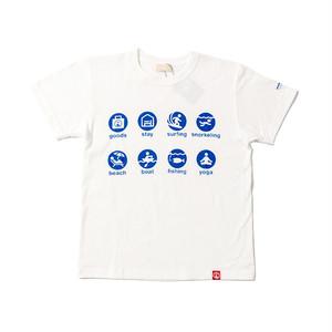 5.6オンス BASIC T-Shirt - ACTIVITIES