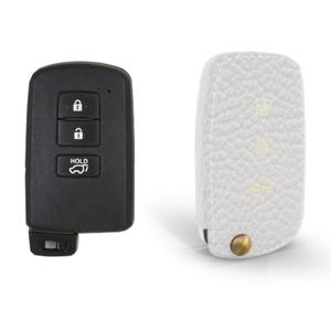 Toyota 専用 TypeB-2 Car Key Case Shrink Leather Case
