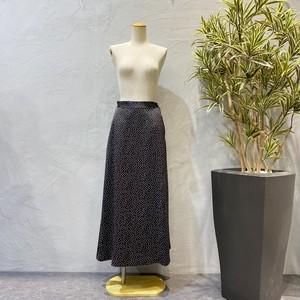 HERENCIA/ドット柄マーメイドスカート