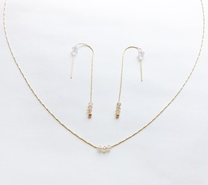 3point Piercing&Necklace 〜限定発売〜