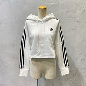 adidas/ショート丈パーカー