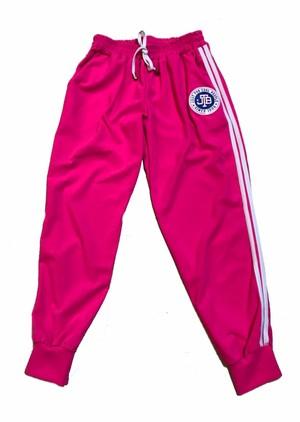 【JTB】フルオレライン スタイルパンツ【ピンク】【再入荷】イタリアンウェア【送料無料】《W》